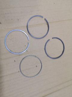 Кольца поршневые на Isuzu 4lb1 4LB1 CARFERR CR-405-7412