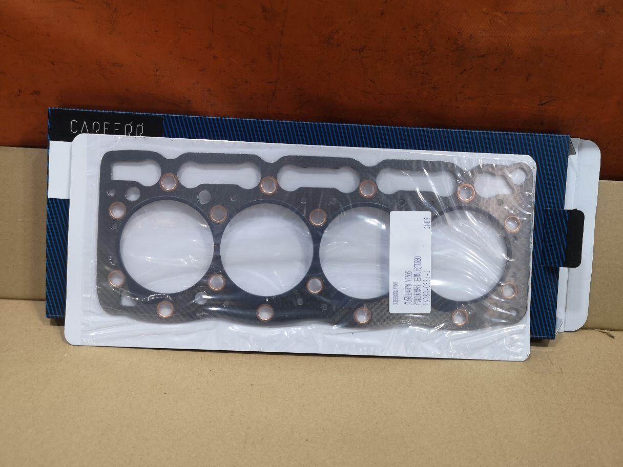 Прокладка под головку ДВС CARFERR CR-281-8402 на Kubota V1505 V1505 Фото 1