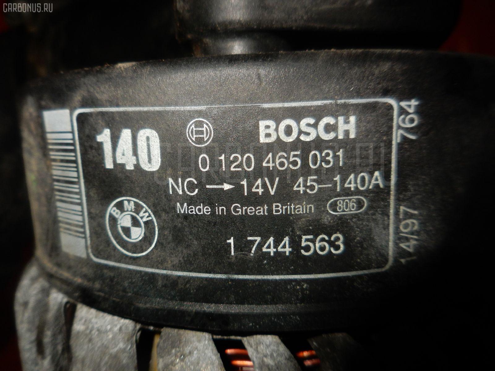 Генератор BMW 3-SERIES E36-CB25 M50-256S. Фото 7