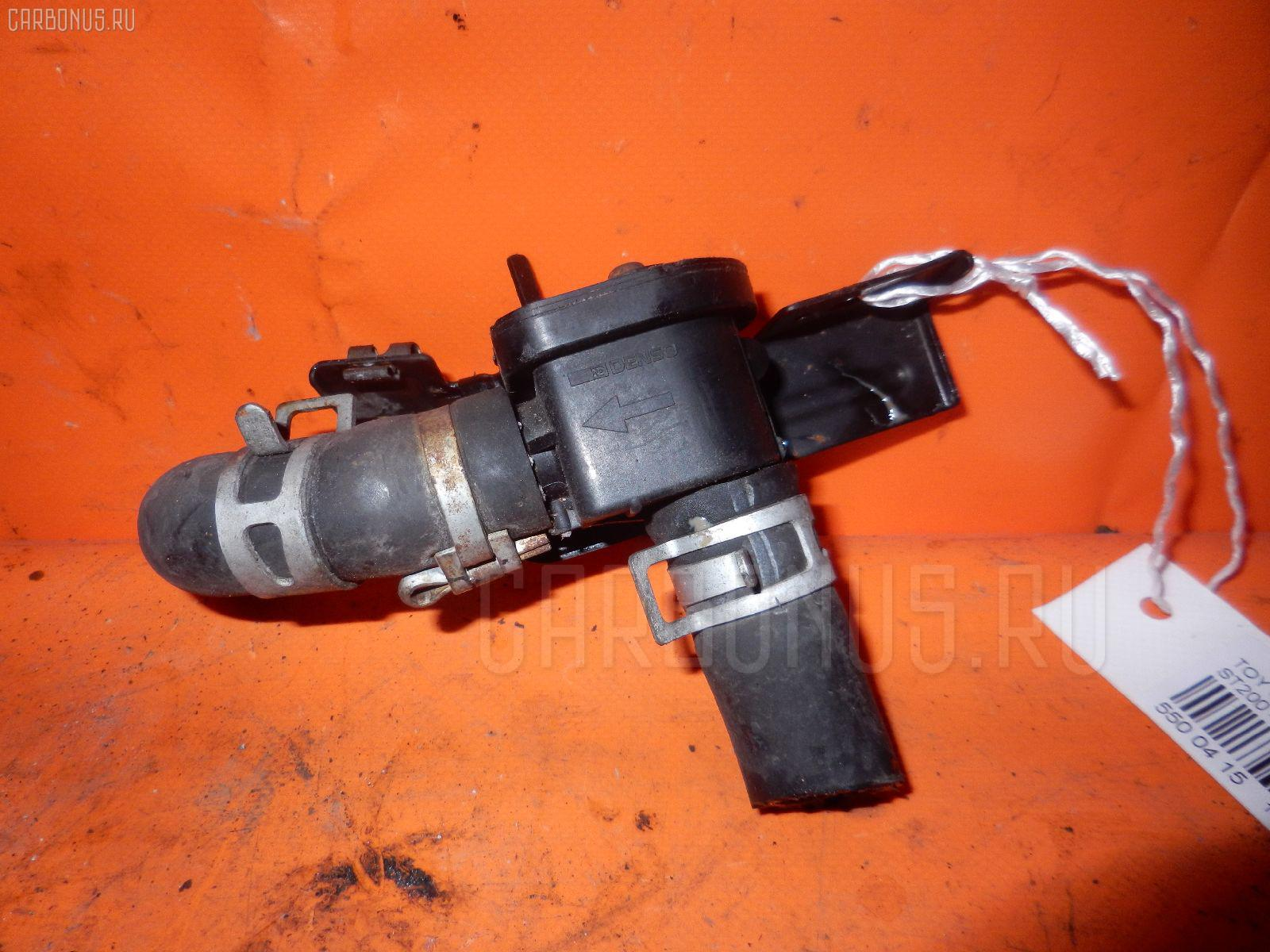 Клапан отопителя TOYOTA CELICA ST202 3S-FE. Фото 1