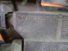 Компрессор подвески Mercedes-benz S-class W220.065 Фото 1