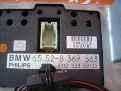 Дисплей информационный BMW 5-SERIES E39-DD61 M52-286S1 62528369563  65528372596  65528386286