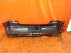 Бампер на Volkswagen Polo 9NBKY 6Q6807417BGRU, Заднее расположение