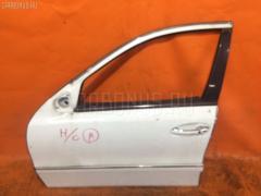 Дверь боковая MERCEDES-BENZ E-CLASS W211.065 Переднее Левое