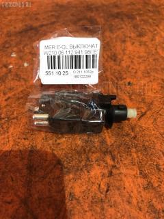 Выключатель концевой MERCEDES-BENZ E-CLASS W210.065 112.941