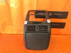 Консоль магнитофона на Toyota Ipsum SXM10G