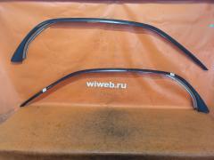 Ветровик на Subaru Impreza GDA