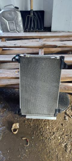 Радиатор кондиционера на Toyota Ractis NCP105 1NZ-FE Фото 4