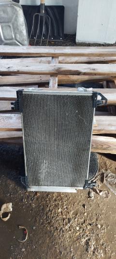 Радиатор кондиционера на Toyota Ractis NCP105 1NZ-FE Фото 5