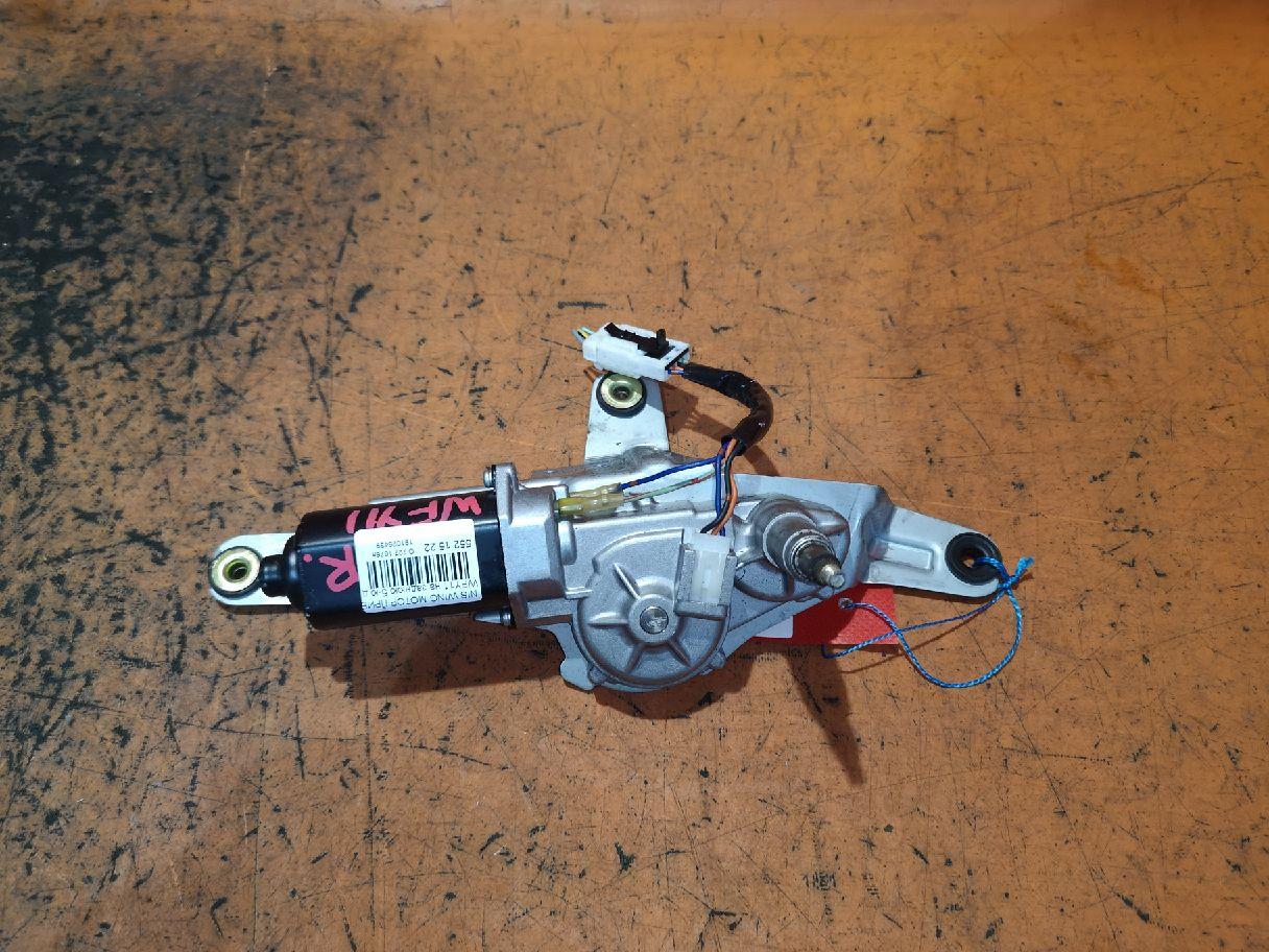 Мотор привода дворников на Nissan Wingroad WFY11 Фото 1