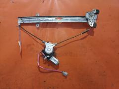 Стеклоподъемный механизм на Honda Fit GD1 Фото 3
