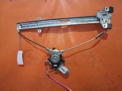 Стеклоподъемный механизм на Honda Fit GD1 Фото 1