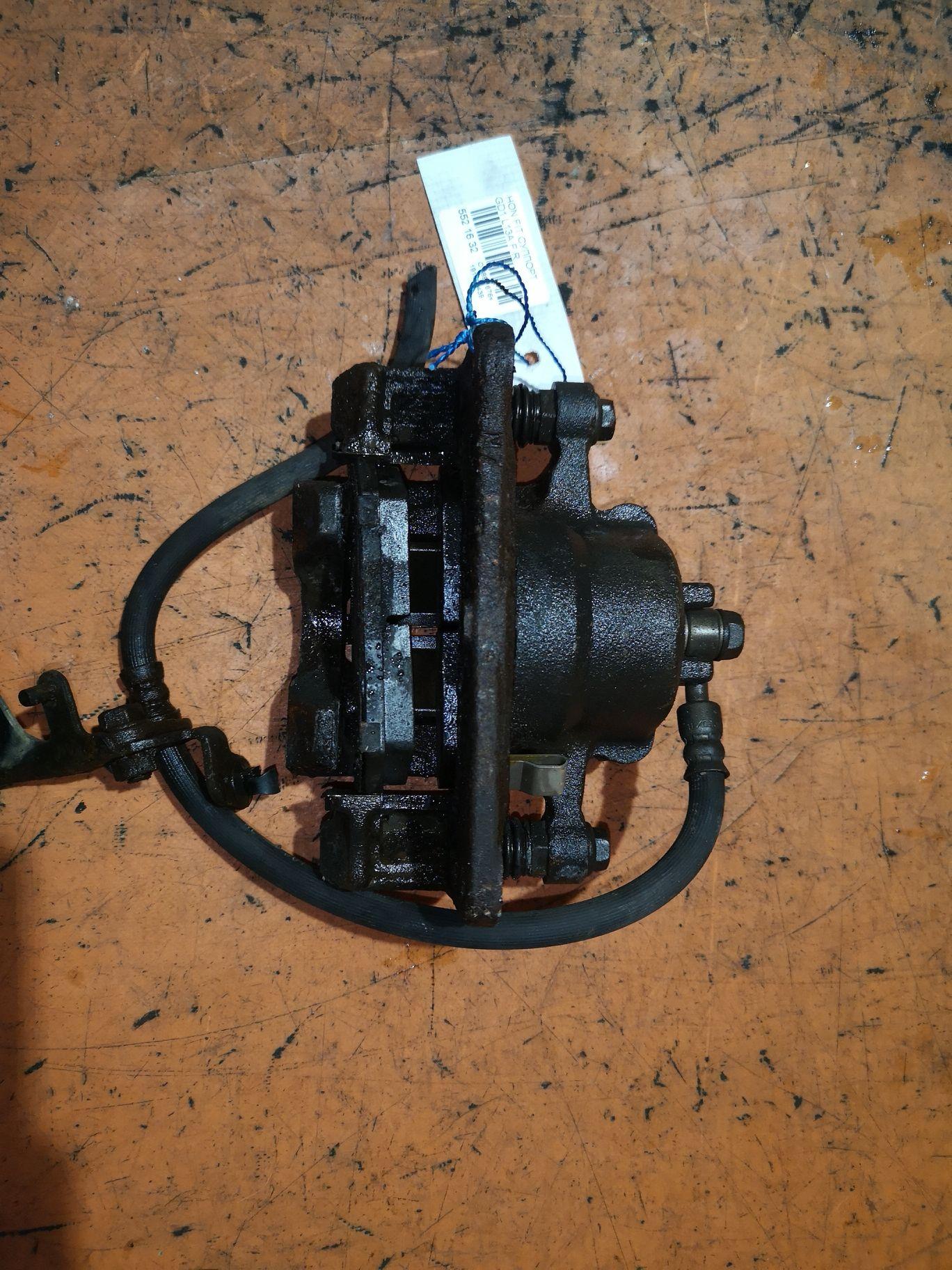 Суппорт на Honda Fit GD1 L13A Фото 1