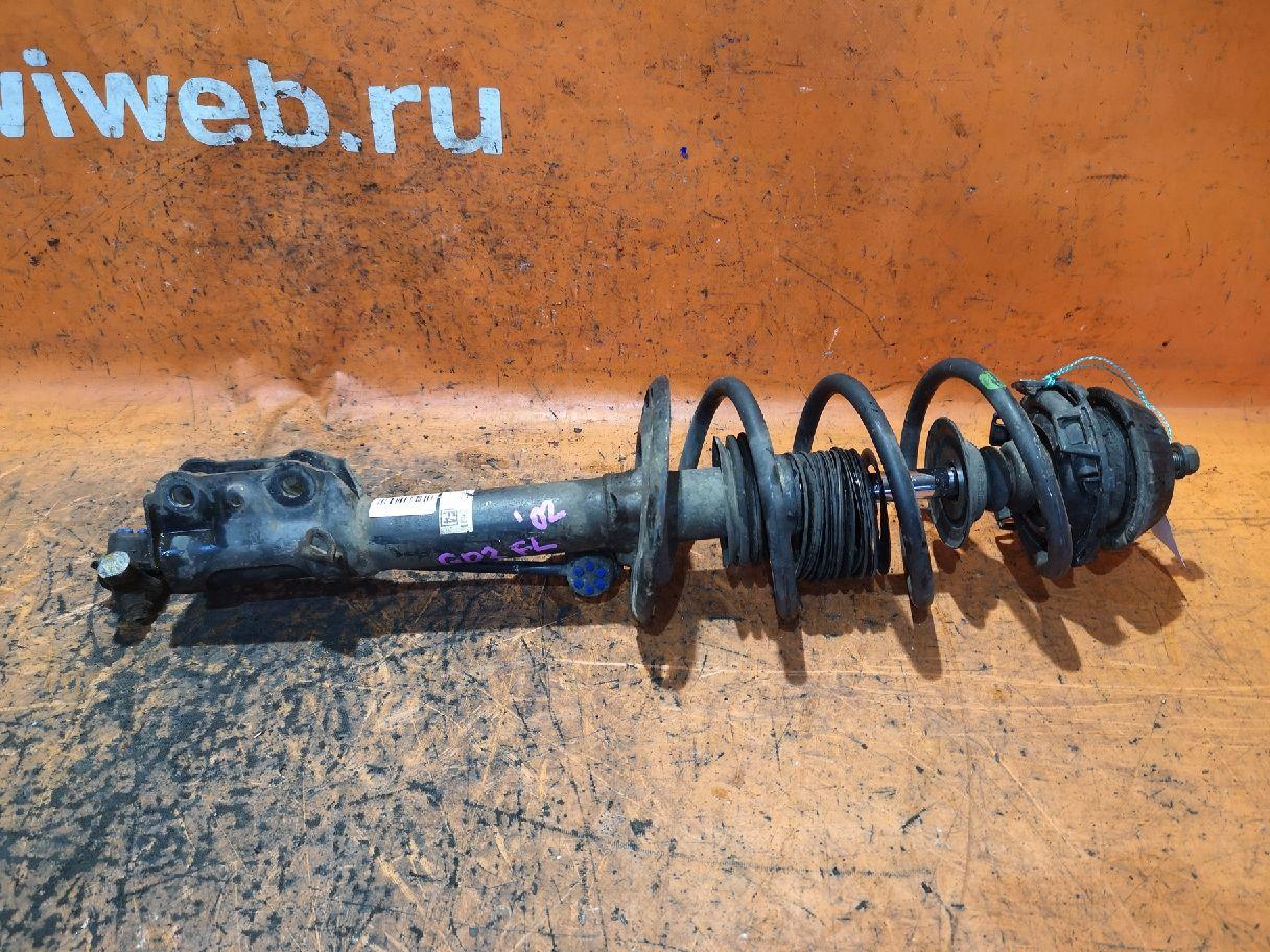 Стойка амортизатора на Honda Fit GD2 L13A Фото 1