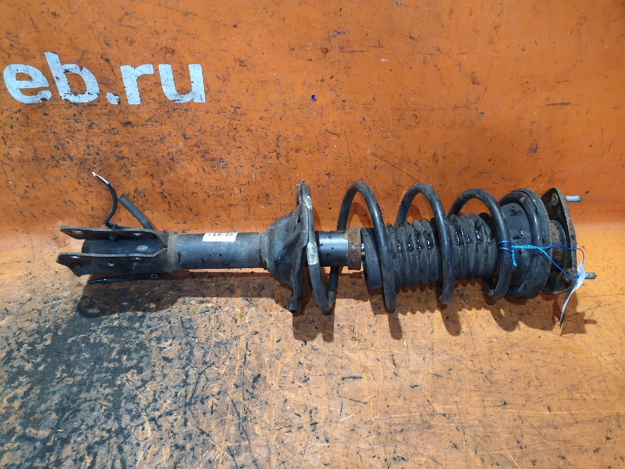 Стойка амортизатора на Toyota Funcargo NCP21 1NZ-FE Фото 1
