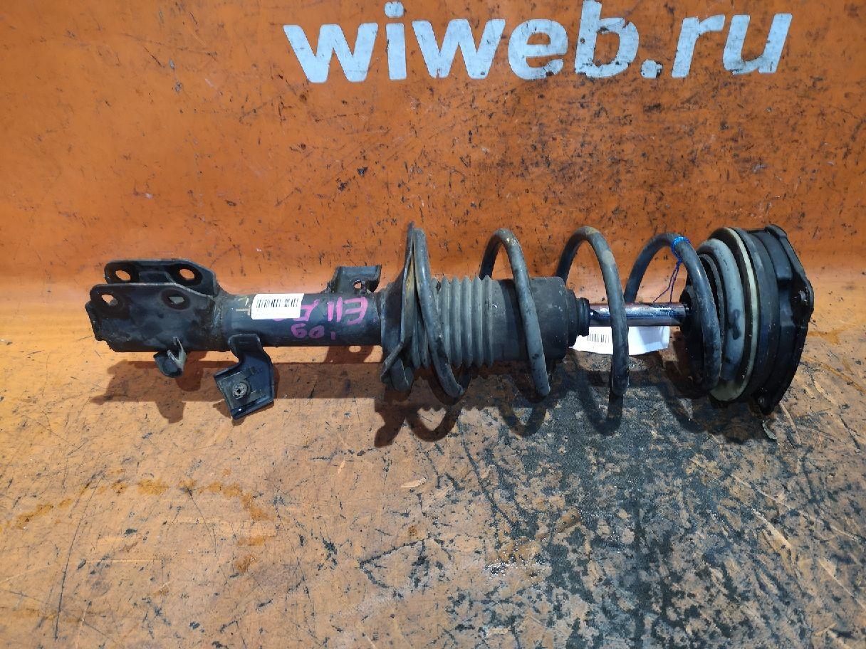 Стойка амортизатора на Nissan Note E11 HR15DE Фото 1