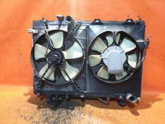 Радиатор ДВС на Toyota Ipsum SXM10G 3S-FE