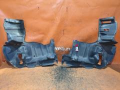 Защита двигателя на Toyota Caldina ST210G 3S-FE, Переднее расположение