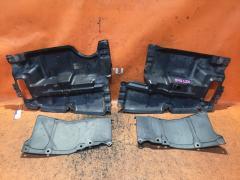 Защита двигателя на Toyota Caldina AZT246W 1AZ-FSE