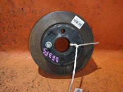 Тормозной диск на Mazda Demio DE3FS ZJ-VE, Переднее расположение