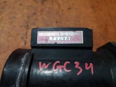 Датчик расхода воздуха 22680-31U00 на Nissan Stagea WGC34 RB25DE Фото 2
