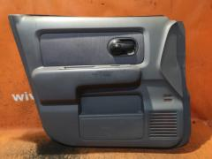 Обшивка двери на Nissan Cube Cubic BGZ11, Переднее расположение