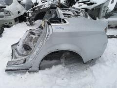 Лонжерон на Audi A4 8E ALT