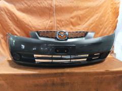 Бампер на Mazda Demio DY3W, Переднее расположение