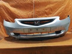 Бампер на Honda Fit GD3, Переднее расположение