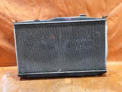 Радиатор ДВС на Honda Odyssey RB2 K24A