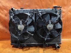 Радиатор ДВС на Nissan Serena C23 GA16DE