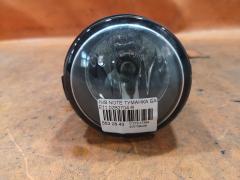 Туманка бамперная на Nissan Note E11 02B2704, Правое расположение