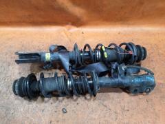 Стойка амортизатора на Nissan March K13 HR12DE, Переднее расположение