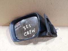 Зеркало двери боковой на Mazda Premacy CREW, Левое расположение