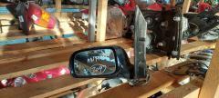 Зеркало двери боковой на Toyota Isis ANM10 Фото 6