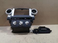 Блок управления климатконтроля на Toyota Ist NCP61 1NZ-FE