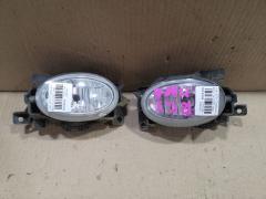 Туманка бамперная на Honda Stepwgn RG3 114-22397
