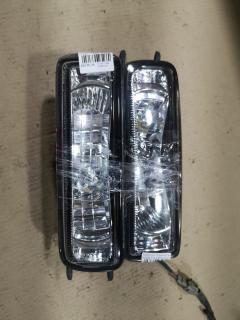 Туманка бамперная на Nissan Elgrand APE50 114-24776