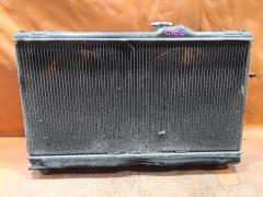 Радиатор ДВС на Toyota Altezza GXE10 1G-FE