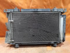 Радиатор ДВС на Toyota Corolla Rumion ZRE152 2ZR-FAE
