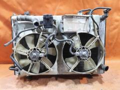 Радиатор ДВС на Toyota Alphard ANH15W 2AZ-FE