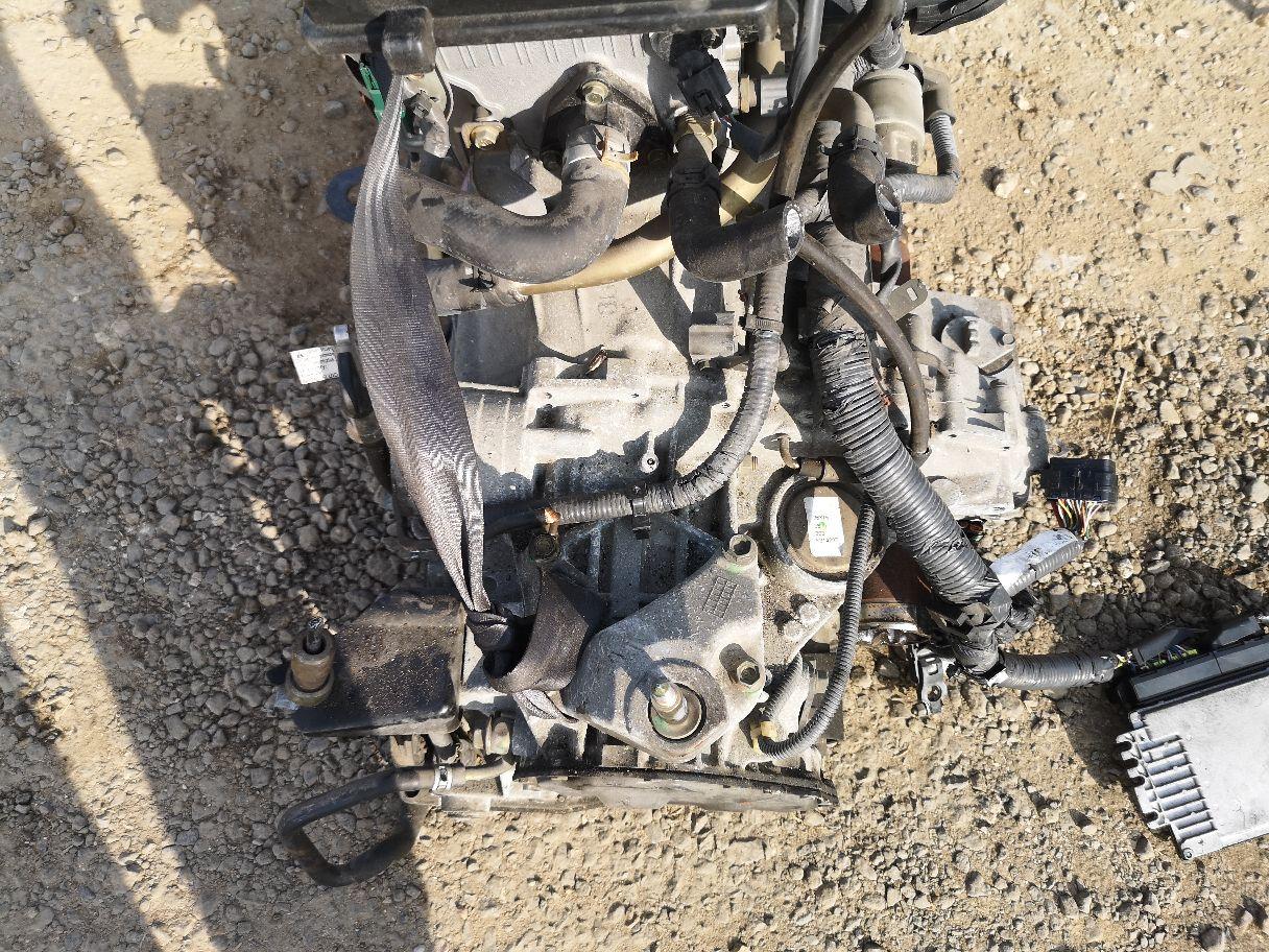 КПП автоматическая на Nissan Cube BZ11 CR14DE Фото 1