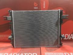 Радиатор ДВС на Dodge Ram DS EZH TADASHI TD-036-13129-26