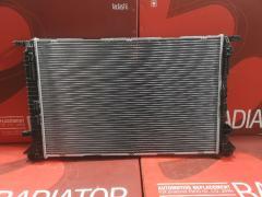 Радиатор ДВС на Audi A4 8K5 TADASHI TD-036-13188-22
