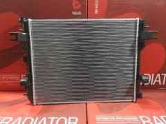 Радиатор ДВС на Dodge Ram DS EZH TADASHI TD-036-7247