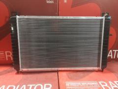 Радиатор ДВС на Chevrolet Tahoe GMT800 LM7 TADASHI TD-036-2334-26