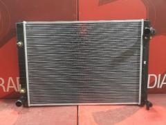 Радиатор ДВС на Infiniti Q70 Y51 VK56VD TADASHI TD-036-13266-26
