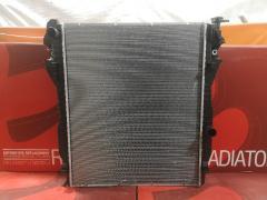 Радиатор ДВС на Dodge Ram 6.7 TADASHI TD-036-7023