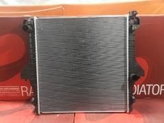 Радиатор ДВС на Dodge Ram EZM TADASHI TD-036-13094-40