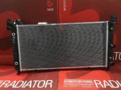 Радиатор ДВС на Cadillac Escalade 5.3 V8 TADASHI TD-036-4054